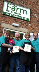 The Farm Burscough staff