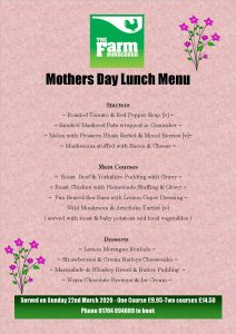 Mothers-day-the-farm-burscough